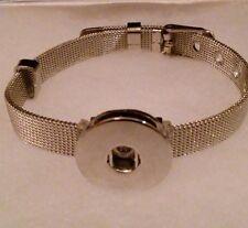 Multiple New Snap Bracelets- Fashion Statement! Variety