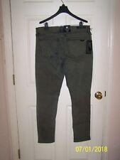 """NWT women's """"Rock & Republic"""" Mid Rise Skinny Berlin jeans-Castle Moat- ret. $88"""
