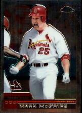2000 Topps Chrome Baseball Cards 1-336 Pick From List