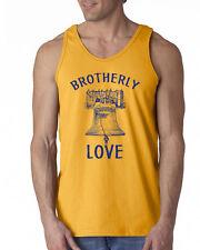 296 Brotherly Love Tank Top philly philadelphia pride vintage retro liberty bell