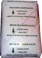Dead Sea Salt Course Grade 250g 500g 1Kg 2Kg 5Kg 10Kg 25 Kg Nourishes The Skin