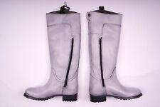 G-Star Raw Women's Canter Petrarch Leder Boots GS42590/0T1 White Gr. 39-40