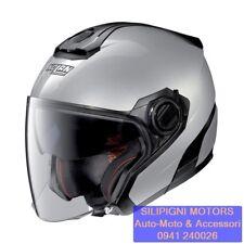 Casco Jet NOLAN N40-5 SPECIAL N-Com - 11 Salt Silver casco moto