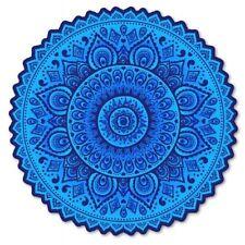 Mandala Beautiful Blue Car Vinyl Sticker - SELECT SIZE