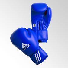 Aiba boxing gloves, adidas guantes de boxeo, klettverschl., boxeo, kick boxing