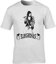 Rod Stewart Inspirado Camiseta 100% no oficial caras era homenaje Varilla De Diseño Único
