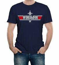 Men's Wingman T-Shirt - GIFT PRESENT FASHION TOP BOXSET FILM DVD MOVIE FLY
