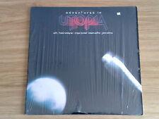 """UTOPIA (TODD RUNDGREN) - ADVENTURES IN UTOPIA - LP 33 GIRI 12"""" U.S.A. GATEFOLD"""
