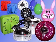 Despertador Cronómetro 0-60min, Reloj de Arenea,Cocina Temporizador,Kurzzeit
