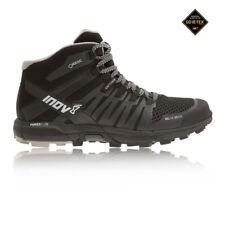 Inov8 Roclite 325 Womens Black Waterproof Gore Tex Running Shoes Trainers