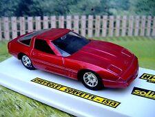 1/43  Solido (France)  Chevrolet corvette