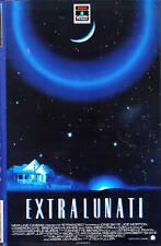 Extralunati (1987) VHS Columbia