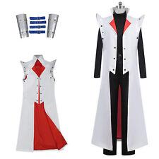 Yu-Gi-Oh Seto Kaiba Cosplay Costume Custom MM.2352