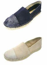 ILC - I love candies Damen Toecap Espadrilles Schuhe Slipper Handmade Spain