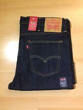Levi's Men's Denim Jeans 510 Skinny Fit Sits Below Waist Color Rinse BNWT