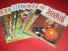 MARSHALL CAVENDISH BOOK OF FOOTBALL MAGAZINES