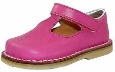 Zecchino d'Oro A06-4644 Ballerina Pink mit Schmetterling Leder gepolst 22-29 Neu