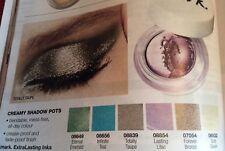 AVON mark. ExtraLasting Inks Eyeshadow/Eyeliner Gel Blendable BNIB  Free PP