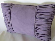 Microfiber Suede Aubergen-Plum 100% Poly fabric / yard