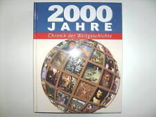 2000 JAHRE CHRONIK DER WELTGESCHICHTE ALINEA VERLAG