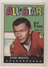 1967-68 Topps Stan Mikita #126 HOF