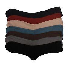 3 x Mens Bamboo Cotton Blend Non Elastic Top Loose Gentle Socks Main