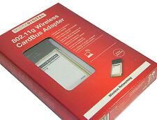 40 Belkin MicraDigital 802.11g Notebook PCMCIA Wireless Cards F5D7010eaE