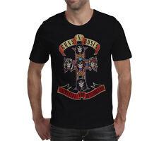 Official GUNS'N'ROSES Appetite for Destruction T Shirt S M L XL XXL 2XL unisex