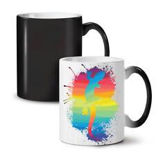Chameleon Fashion NEW Colour Changing Tea Coffee Mug 11 oz | Wellcoda