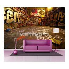 Pegatinas de pared gigante decoración : Graffitis Tag Arte callejero 1560