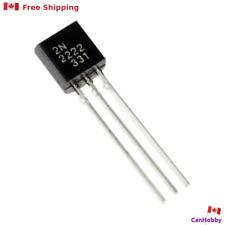 1/3/5pcs 2N2222 2N3904 C945 NPN TO-92 Transistor CanHobby Kits