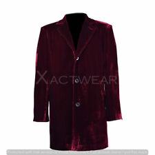 New Doctor Who Twelfth 12th Dr Coat Velvet coat Jacket uniform Cosplay Costume