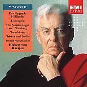 Preludes & Overtures Wagner, Karajan, Bpo Audio CD