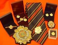 Gifts RLC Tie Royal Logistic Corps Cufflinks RLC Blazer Badge RLC Tie Slider