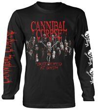 """CANNIBAL Corpse """"ha massacrato alla nascita baby 'camicia a maniche lunghe-Nuovo e Ufficiale!"""