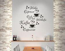 Deko-Wandtattoos & -Bilder für Küche | eBay