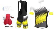 Maglia ciclismo Uomo Mezza Manica TOP RACING BICICLETTA & Pantaloncini per