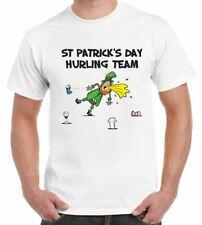 St. Patricks Day Hurling Team Irish Men's T-shirt - Ireland Irish Funny