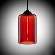 Modern Glass Shade Dining Room Ceiling Pendant Lamp Restaurant Chandelier Light