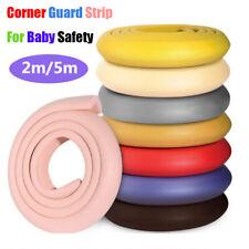 Protection Foam Bumper Table Edge Baby Safety Guard Strip Desk Corner Protector