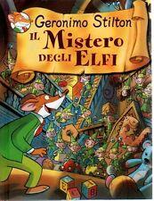 Geronimo Stilton - il Mistero degli Elfi