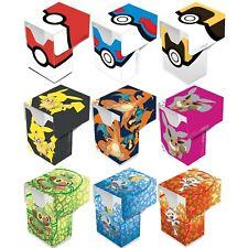 ULTRA PRO POKEMON DECK BOX HOLDS 80 CARDS!