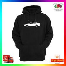 Integra DC2 Premium Hoodie Hoody Car JDM  Jap B18 K20 Gift Outline Stance Spoon