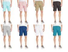 Mens Cut Label Calvin Klein Twill Regular Fit Walking Shorts Size 30-44 BNWOT!