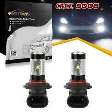 2x Fog Driving Light LED Bulbs 9006 HB4 Cree 30W 6000K White For Mercedes-Benz