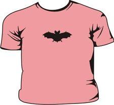 Bat Halloween Pink Kids T-shirt
