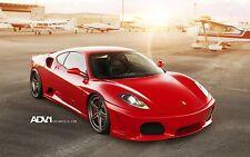 Pegatina autoadhesiva auto coche Ferrari f430 A231