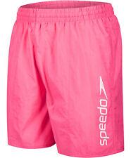 Speedo Badeshorts Herren Scope 16 Swim Shorts Beach Short S-XXL - Pink