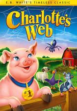 Charlotte's Web NEW (DVD, 2013)