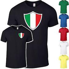 T-Shirt Italien Italiano Rom Urlaub WM EM Sieger Fussball Shirt Kult